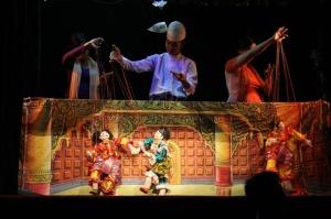 myanmar puppet dance